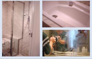 ホテルニューオータニ 浴室